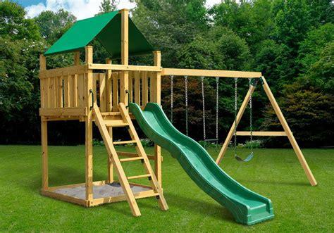Diy-Swing-And-Slide-Set