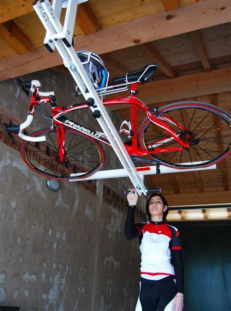 Diy-Swing-Up-Bike-Rack