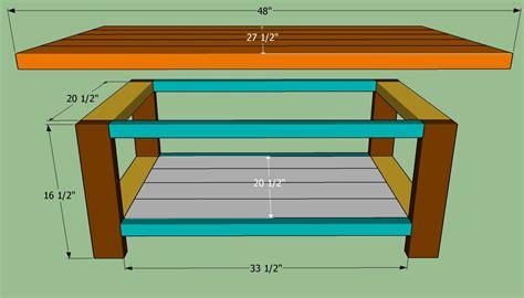 Diy-Swivel-Coffee-Table-Plans
