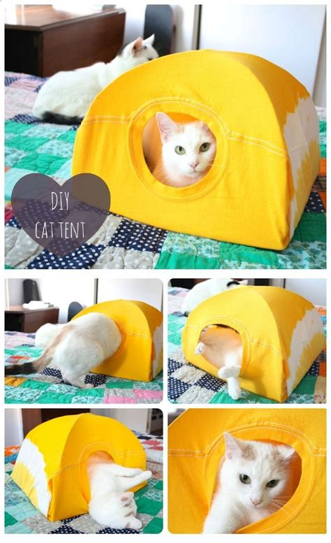 Diy-T-Shirt-Cat-Tent