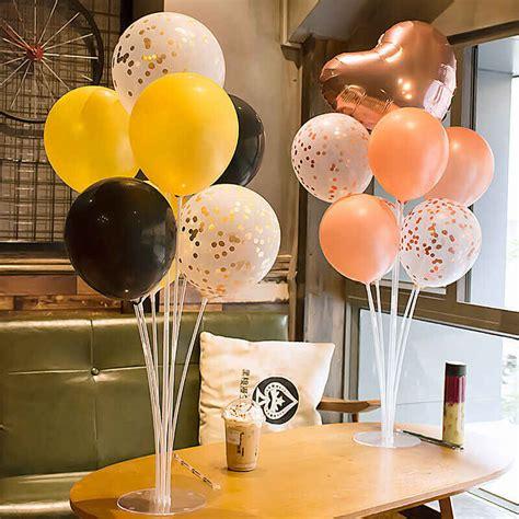 Diy-Table-Balloon-Stand