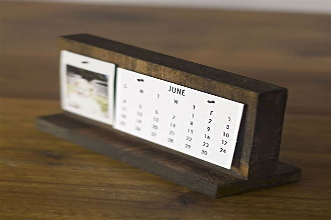 Diy-Table-Calendar-Ideas