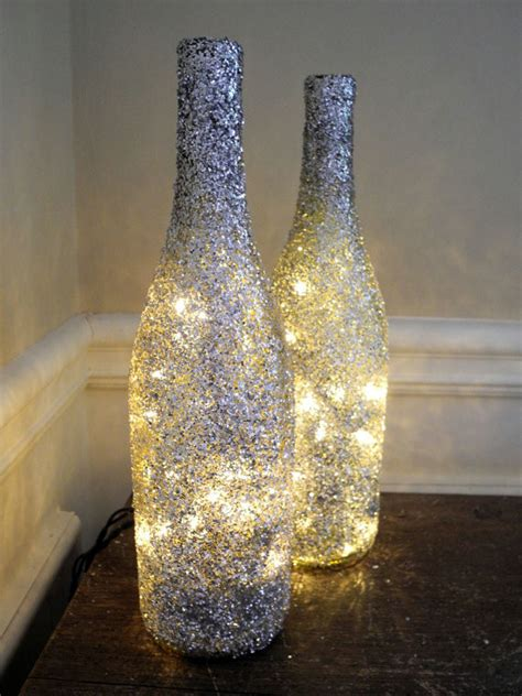 Diy-Table-Decorations-With-Bottles