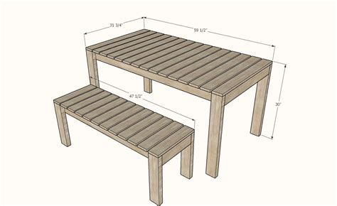 Diy-Table-Dimensions