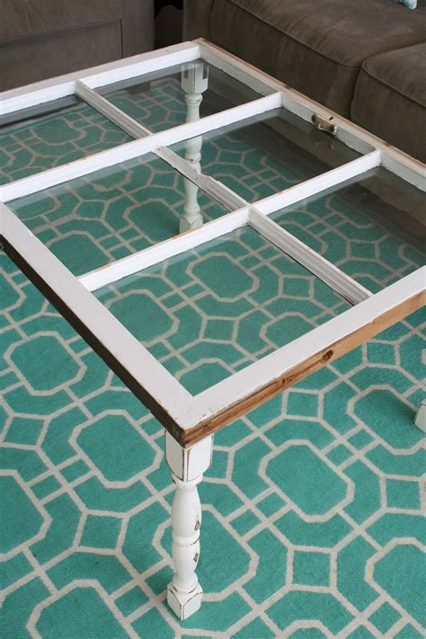 Diy-Table-From-Old-Window