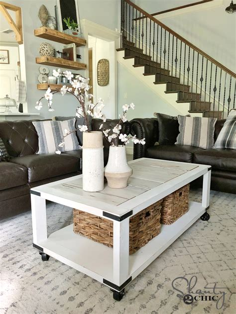 Diy-Table-Out-Of-Barn-Wood
