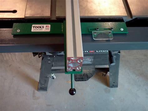 Diy-Table-Saw-Fence-Rails