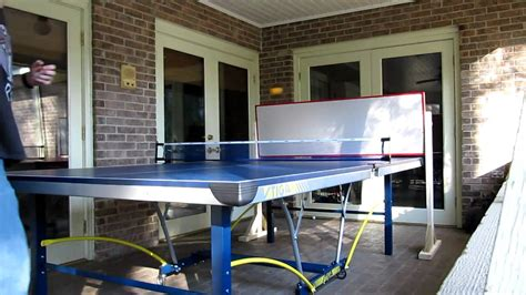 Diy-Table-Tennis-Return-Board