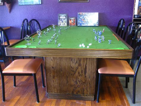 Diy-Table-Top-Game-Table