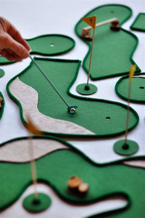 Diy-Table-Top-Mini-Golf