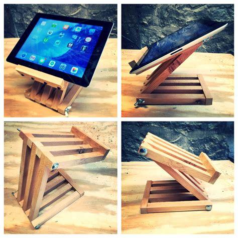 Diy-Tablet-Rack