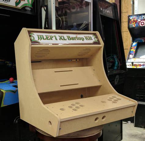 Diy-Tabletop-Arcade-Cabinet