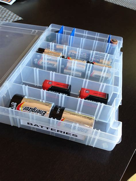 Diy-Tackle-Box-Storage