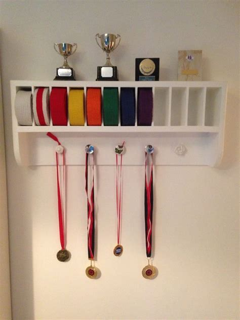 Diy-Taekwondo-Belt-Rack