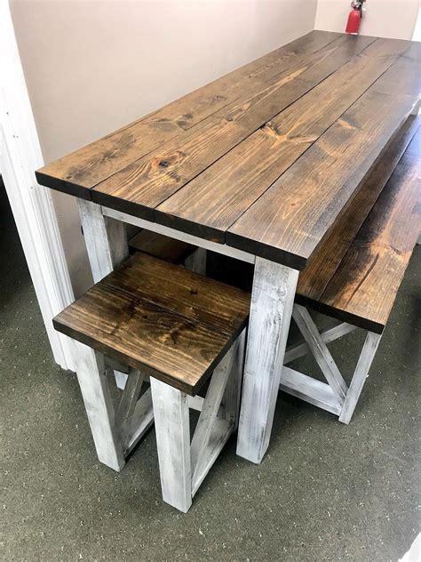 Diy-Tall-Farm-Tables