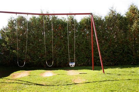 Diy-Tall-Swing-Set
