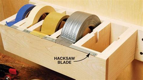 Diy-Tape-Dispenser