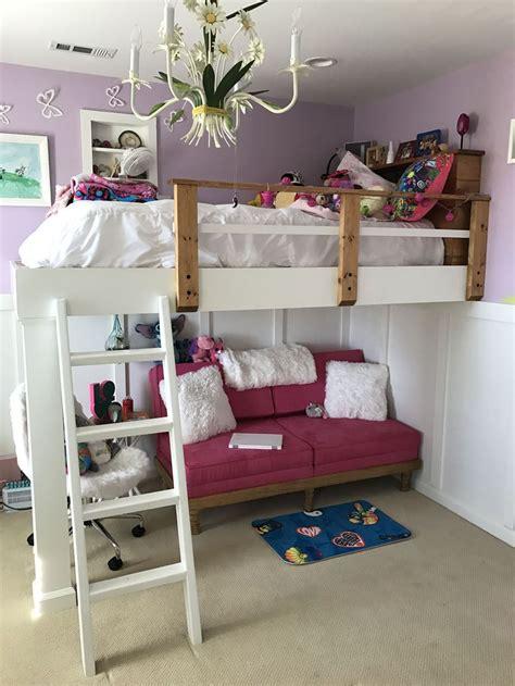 Diy-Teenage-Loft-Bed
