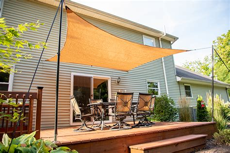 Diy-Temp-Patio-Shade-Sail