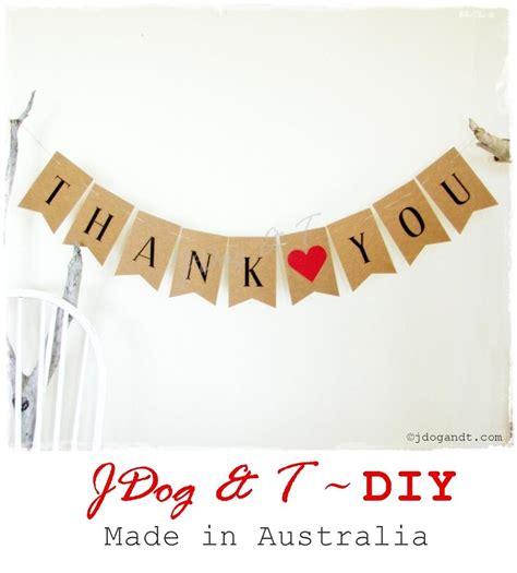 Diy-Thank-You-Banner