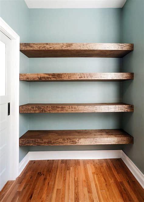 Diy-Thick-Floating-Shelves