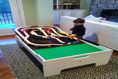 Diy-Thomas-The-Train-Play-Table-Base