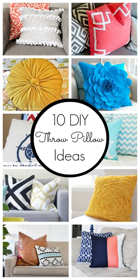 Diy-Throw-Pillow-Ideas