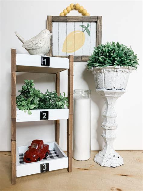 Diy-Tiered-Shelf