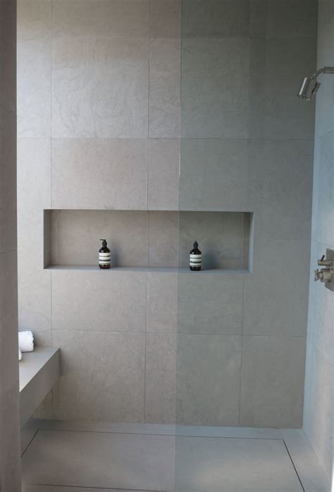 Diy-Tile-Shower-Horizontal-Shelf-Design