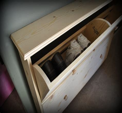 Diy-Tilt-Out-Shoe-Cabinet-Plans