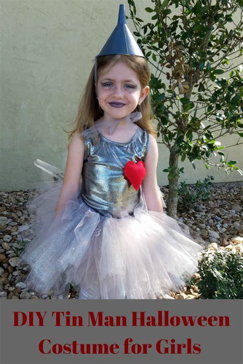Diy-Tin-Man-Costume-Girl