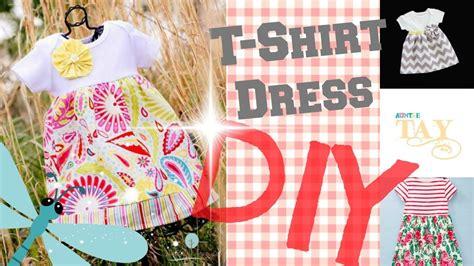 Diy-Toddler-T-Shirt-Dress