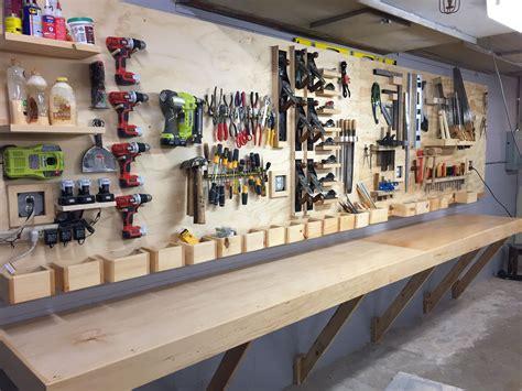 Diy-Tool-Bench-Organization