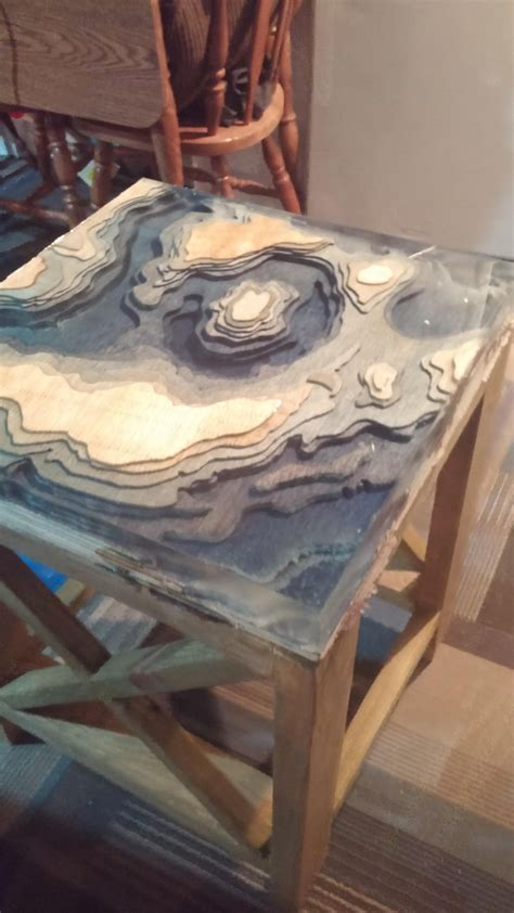 Diy-Topography-Table
