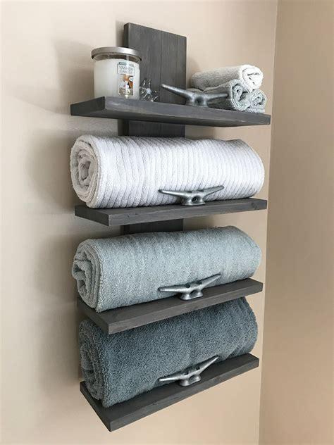 Diy-Towel-Rack-Wall