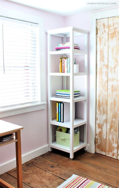 Diy-Tower-Bookshelf