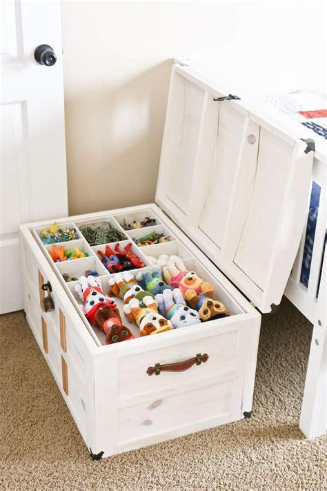 Diy-Toy-Box-Organizer