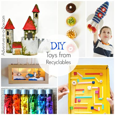 Diy-Toys-From-Recycled-Materials
