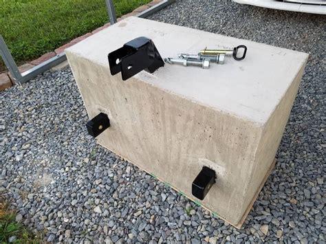 Diy-Tractor-Concrete-Ballast-Box