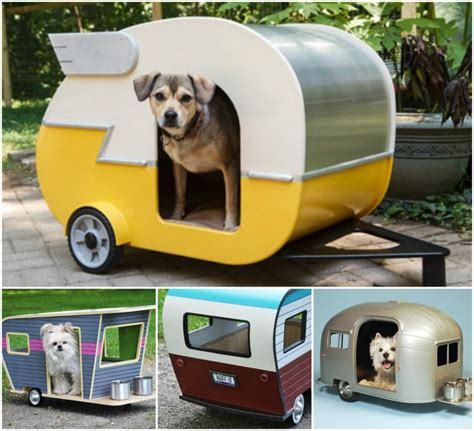 Diy-Trailer-Dog-House