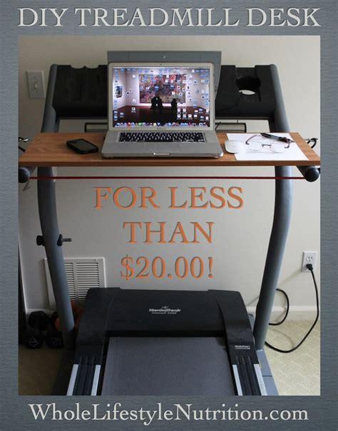 Diy-Treadmill-Desk-Plans