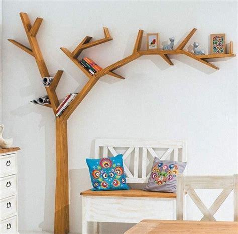 Diy-Tree-Branch-Bookcase
