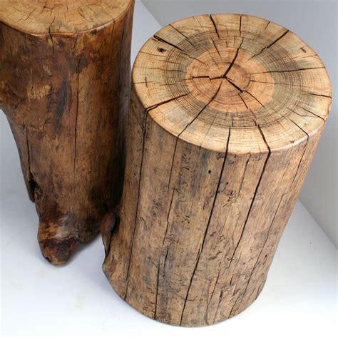 Diy-Tree-Stump-Nightstand