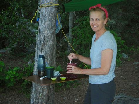 Diy-Tree-Table-Camping