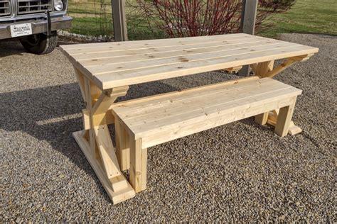 Diy-Trestle-Picnic-Table