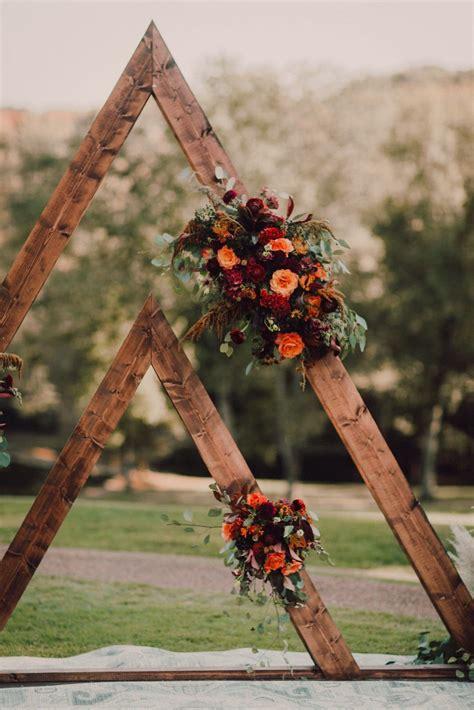 Diy-Triangle-Wood-Arch