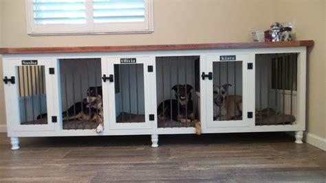 Diy-Triple-Dog-Kennel