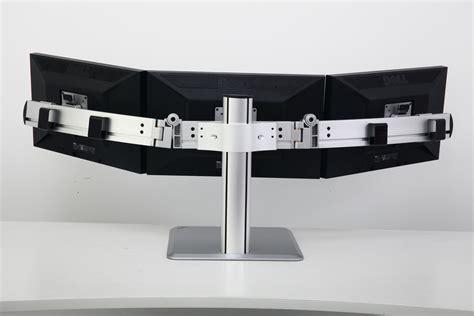 Diy-Triple-Monitor-Desk-Stand