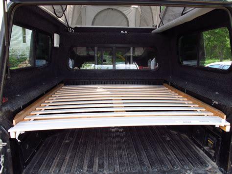 Diy-Truck-Bed-Sleeping-Platform