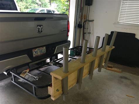 Diy-Truck-Rod-Rack